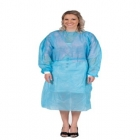 PP/SPP Non woven Isolation Gown